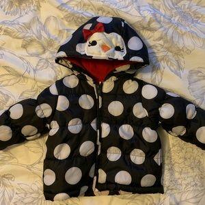 Gymboree baby's winter coat - Size 6-12 months